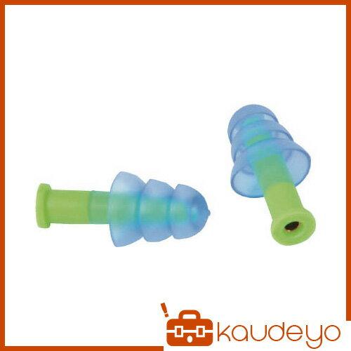 TRUSCO 耳栓 3段フランジ金属入りタイプ 25dB TEK25 8539