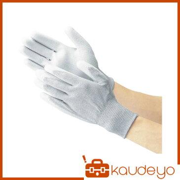 TRUSCO 手のひらコート静電気対策用手袋 Mサイズ TGL2997M 8539