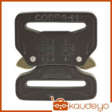 ALPIN COBRA バックル 38MM ブラック FF FC38KFF 1452