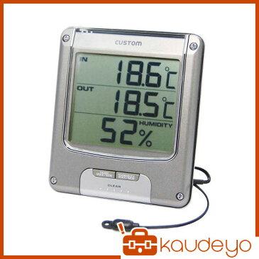 カスタム デジタル温湿度計 CTH204 2201