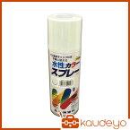 シントー 水性カラースプレー ホワイト 300ML 29030.3 3058