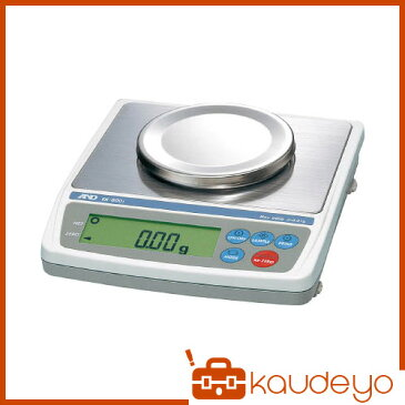 A&D パーソナル電子天びん0.1g/600g EK600I 8503
