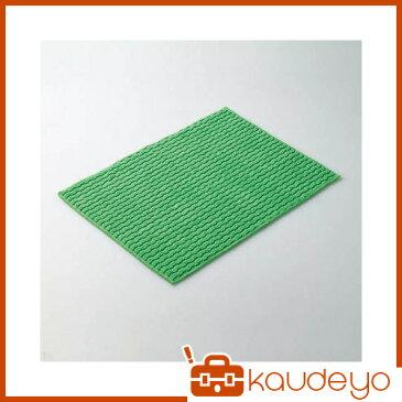 テラモト FXマイクロ抗菌クロス緑 CL3749101 4069