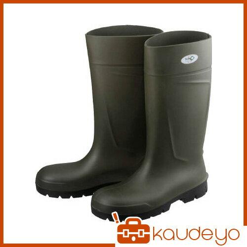 ㊴耐久性と軽量性を両立!|シモン 安全長靴 ウレタンブーツ
