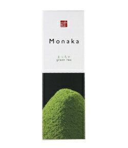 サクサク香ばしい皮と風味豊かな自家製餡の絶妙な味わい。Monaka[抹茶]