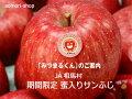 『みつまるくん』サンふじ2kg(7〜8玉)