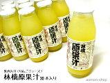 東日流加工研究会【林檎原果汁】180ml×30本入り