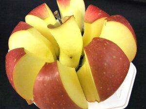 林檎の芯をキレイにくりぬく!!【アップルカッター】