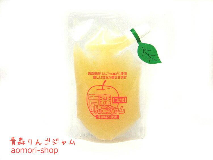 ホクユーフーズ【青森りんごジャム(つがる)】200g