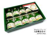 シャイニー【りんごジュース5品種詰合せ・SY-B】180ml×10本入り