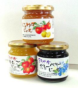 ジャム6瓶詰め合わせ【アップルプロセス長坂ジュース工場(同じ店舗名ですと同梱出来ます!)】  【】