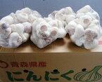 青森県産 にんにくB級品 (Mサイズ) 約5kg(約1kgx5袋) 【南部旬菜銘酒屋かみやま】