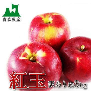 【訳あり】りんご 紅玉 3kg(約15〜20個入り)【青森ヒバ・馬油・黒にんにくの通販ショップ】2083