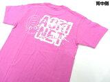 あおりねっとオリジナルTシャツ(エギ&ヤエンバージョン)ピンク