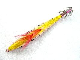 デュエル(DUEL)ヨーヅリ(YOZURI)☆イージースリム(EZ-SLIM)布巻80mm10LP夜光ピンク