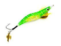 ハリミツ(HARIMITSU)☆蛸墨族25g鯉のぼりグリーン