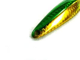 ジャッカル(JACKALL)☆ビンビンメタルTG(BIN-BINMETALTG)120gグリーンゴールド