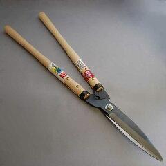 安来白紙鋼使用鋏正宗普通型刈込鋏180mmネジ式
