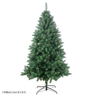 クリスマスツリー 人工植物/アルパインツリー 240cm/クリスマス/イベント/梱包サイズ中