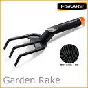 【FISKARS】フィスカース ガーデンクマデ[FP-76K]【ガーデニング用品】【ガーデニング グッズ ツール】【園芸用品】【花壇づくり】【庭作業】【植え付け】