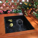 噴水 ファウンテン セット 池 ポンプ 庭 ガーデン タカショー / マーメイド300 噴水セット /A