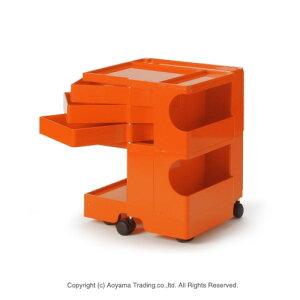 ボビーワゴン2段オレンジ