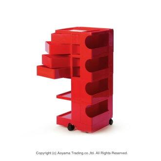 Bobby wagon 4 4 tray [Red] BOBY WAGON (4 tray 4) b-line (Beeline B LINE)