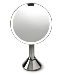 SIMPLEHUMAN センサーミラー 拡大鏡 品番BT1080 シンプルヒューマン シンプル…