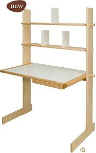 コサインのワークデスク(学習机)です。旭川家具で有名な家具の名産地、北海道 旭川のメーカー...