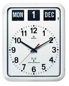 エントリー ポイント クロック ホワイト おしゃれ 掛け時計