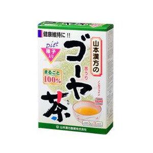《山本漢方製薬》 ゴーヤ茶100% ティーバッグ (3g×16包)