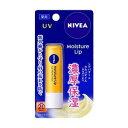 《花王》 ニベア モイスチャーリップ UV 3.9g (リップクリーム)