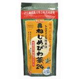 【オーサワジャパン】ねじめびわ茶24 48g(2g×24包)3袋セット(びわの葉茶・枇杷の葉茶)