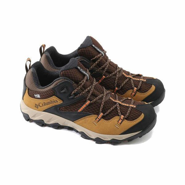 登山・トレッキング, 靴・ブーツ (Columbia) 4 Saber IV Lo Outdry (19ss) YM7462-264