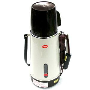 【ロングセラー商品です。】【あす楽対応】 カーポット700 DC12V専用 保温式自動車用湯沸器 ...
