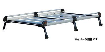 【代引き不可】TUFREQ タフレック 精興工業 Hシリーズ ダイハツ ハイゼットカーゴ S32#V.S33#V ハイルーフ H16/12〜 ルーフキャリア[6本脚タイプ] HH236C