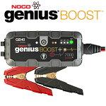 NOCO(ノコ)ジャンプスターターGB4012V1000A容量2150mAhブーストプラスLEDライト付き