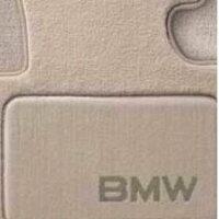 "BMWフロア・マット・セット""ベロア""(オイスター)(右ハンドル車用)(F33)"