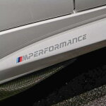 "BMW""MPERFORMANCE""���ƥå���(2�祻�å�)"