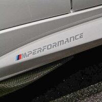 "BMW""MPERFORMANCE""ステッカー(2枚セット)"