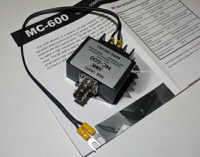 MC-600,BCL,短波