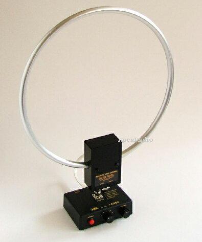 LA400 室内用アンテナ エーオーアール 小型ループ( LA-400 AOR ) BCL ラジオ受信