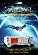 エーオーアール  AR-DV1 SDR デジタルボイスレシーバー 広帯域 受信機(100kHz-1300MHz)(AOR)(ARDV1)