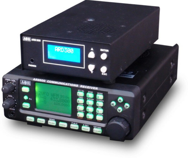 ARD300 デジタル通信受信アダプタ エーオーアール (ARD-300) (AOR):アペックスラジオ