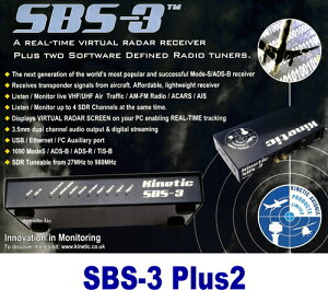 バーチャルレーダー アンテナセット 【SBS-3】(1G09-GA)【送料無料】【予約】 Kinetic SBS-3 P...