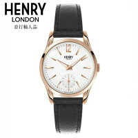 【HENRYLONDON】【送料無料】並行輸入品ヘンリーロンドンHENRYLONDONHL30-US-0024腕時計30mmレザーベルトレディース女性用腕時計ゴールドギフト贈り物プレゼントシンプルおしゃれWATCHwatch