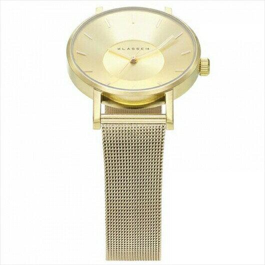 並行輸入品 KLASSE14 クラスフォーティーン VO14GD002M VO14GD003W ペア 腕時計 メンズ レディース ステンレススチール ギフト 贈り物 プレゼント シンプル ペアウォッチ おしゃれ WATCH watch