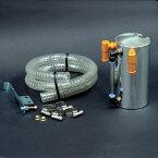 オイルキャッチタンク ジムニーJA11,JA12,JA22用ブラケット付き ( アピオジムニーパーツ )