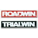 ROADWINステッカー(小)/ TRIALWINステッカー(小)