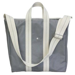 【アピオ楽天市場店】アピオx横浜帆布鞄コラボレーションリバーシブルトートバッグ